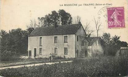 """CPA FRANCE   78  """"Trappes, la Boissière"""""""