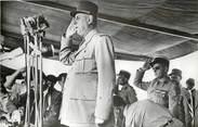 """Algerie CPSM ALGERIE """"Alger, les évenements de mai 1958, le Général de Gaulle"""""""
