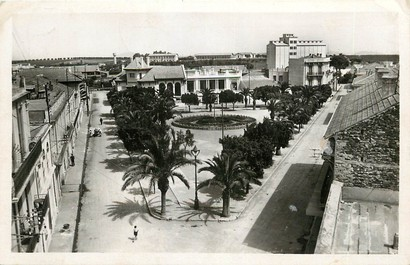 """CPSM ALGERIE """"Ain Temouchent, Place Verdun"""""""