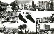 """Algerie CPSM ALGERIE """"Alger"""" / vues de la ville"""