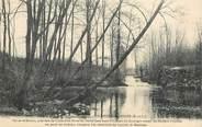 """28 Eure Et Loir CPA FRANCE 28 """"Villiers le Morhier, le canal"""""""