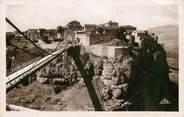 """Algerie CPSM ALGERIE  """"Constantine, vue générale et le pont Sidi M'Cid"""""""