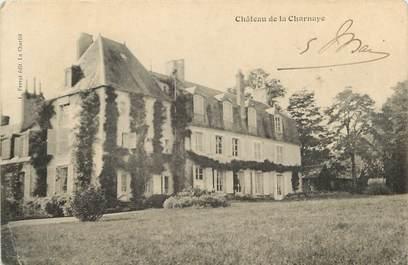 "CPA FRANCE 18 ""Château de la Charnaye"""