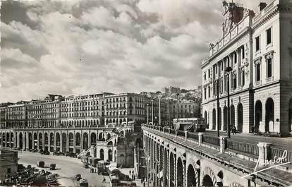 Cpsm algerie alger la chambre de commerce et les voutes for Chambre de commerce algerienne