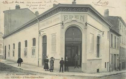 """CPA FRANCE 38 """"Vienne, l'Eden Cinéma Pathé"""