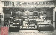 """75 Pari CPA FRANCE 75004 """"Paris, rue Saint Antoine, BORREL, magasin de cadres pour photographie"""""""
