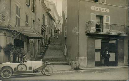 "CARTE PHOTO  FRANCE 38 ""Tullins"""