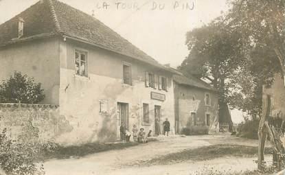 """CARTE PHOTO FRANCE  38  """"La Tour du Pin"""""""