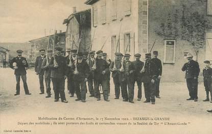 "CPA FRANCE 54 ""Bezange la Grande, 1912"""