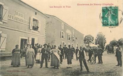"CPA FRANCE 54 ""Toul, les baraques"""