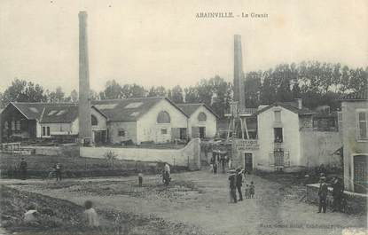 "CPA FRANCE 55 ""Abainville, le Granit"""