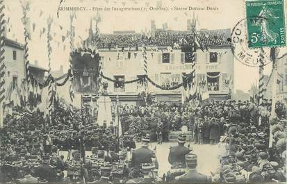 """CPA FRANCE 55 """"Commercy, fêtes des Inaugurations"""""""