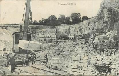 "CPA FRANCE 55 ""Carrière d'Euville"""