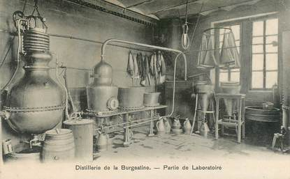 "CPA FRANCE 52 ""Saint Dizier, Distillerie de la Burgeatine"""