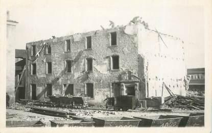 """CARTE PHOTO FRANCE 57 """"Dieuze, ancienne maison de la ville où ont habité la famille Huss"""" / JUDAICA ?"""