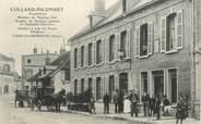 """51 Marne CPA FRANCE 51 """"Fère Champenoise, Café et Hotel de Paris"""""""