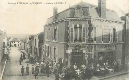 """CPA FRANCE 51 """"Env. d'Epernay, Cumières, Maison Lebègue"""""""