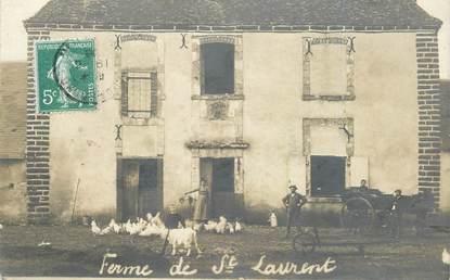 """CARTE PHOTO FRANCE 28 """"Champrond en Perchet, la Ferme de saint Laurent"""""""