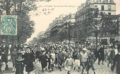 Cpa france 75013 paris boulevard port royal 75 paris for Jardin d asie 78 rue baudricourt 75013 paris