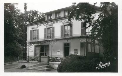 """CPSM FRANCE 77  """"Bois le Roi, Hotel de la Vallée de la Solles"""""""