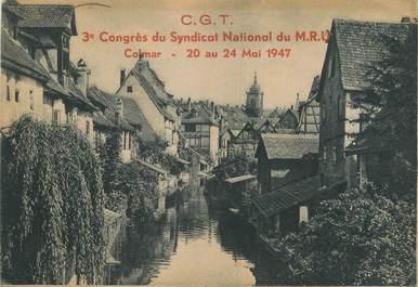 """/ CPSM FRANCE 68 """"Colmar, la petite Venise"""""""
