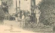 """37 Indre Et Loire CPA FRANCE 37 """"Saint Avertin, restaurant Fouqueux"""""""