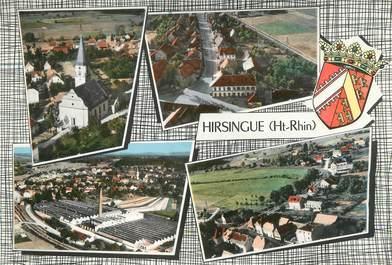 "/ CPSM FRANCE 68 ""Hirsingue"""