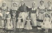 "29 Finistere CPA FRANCE 29 ""Chateaulin, concours de costumes """