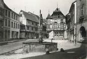 "68 Haut Rhin / CPSM FRANCE 68 ""Kaysersberg, place de l'église"""