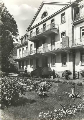 """/ CPSM FRANCE 68 """"Moosch, façade de l'hôpital"""""""