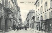 """29 Finistere CPA FRANCE 29 """"Brest, la rue de Siam"""""""