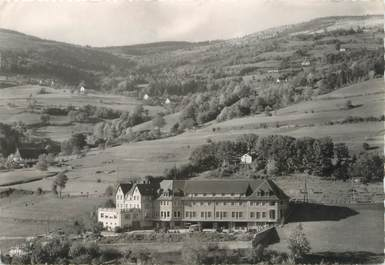 "/ CPSM FRANCE 68 ""Orbey, hôtel beau Site"""
