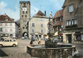 """68 Haut Rhin / CPSM FRANCE 68 """"Ribeauvillé, la tour des bouchers"""""""