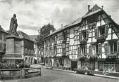 """68 Haut Rhin / CPSM FRANCE 68 """"Ribeauvillé, hôtel restaurant du mouton"""""""