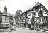 """68 Haut Rhin / CPSM FRANCE 68 """"Ribeauvillé, hôtel restaurant du mouton """""""