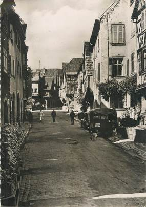 "/ CPSM FRANCE 68 ""Riquewihr, grand'rue"""