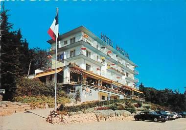 """/ CPSM FRANCE 68 """"Trois Epis, hôtel Marchal"""""""