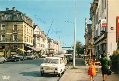 """/ CPSM FRANCE 68 """"Saint Louis, rue de Bâle"""""""