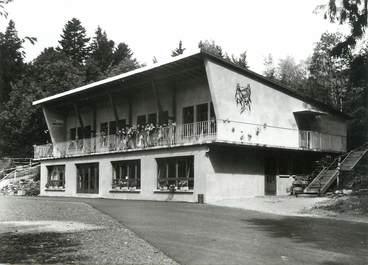 """/ CPSM FRANCE 68 """"Château de Storckensohn, centre Vacances Heureuses"""""""