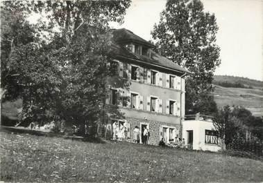 """/ CPSM FRANCE 68 """"Soultzeren, maison familiale de vacances Bon Accueil"""""""