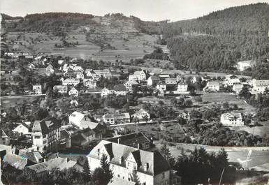"""/ CPSM FRANCE 68 """"Thannenkirch, vue panoramique vers le Schilling"""""""