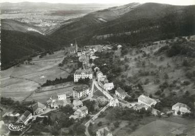"""/ CPSM FRANCE 68 """"Thannenkirch, vue panoramique vers la plaine d'Alsace"""""""