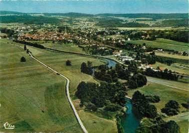 """/ CPSM FRANCE 68 """"Zilisheim, vue panoramique aérienne"""""""