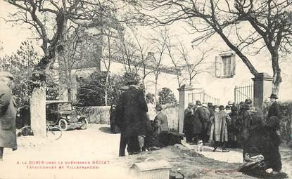 """CPA FRANCE 31 """"A la Borie chez le Guérisseur Béziat"""""""