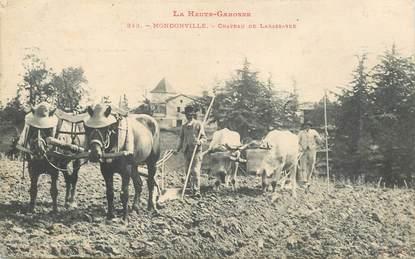 """CPA FRANCE 31 """"Mondonville, chateau de Labassayre"""""""