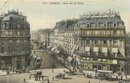 """75 Pari CPA FRANCE 75002 """"Paris, rue de la Paix"""""""