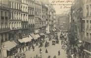 """75 Pari CPA FRANCE 75002 """"Paris, rue Montmartre"""""""