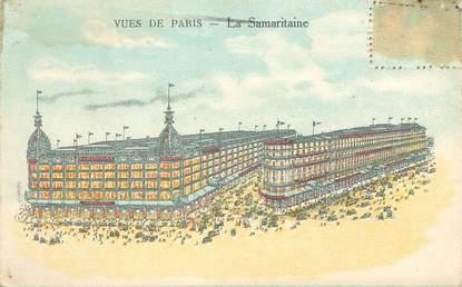"""CPA FRANCE 75001 """"Paris, la Samaritaine"""""""