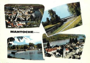 """/ CPSM FRANCE 70 """"Mantoche"""""""