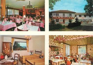 "/ CPSM FRANCE 70 ""Ronchamp, hôtel restaurant Carrer, Le Rhien """